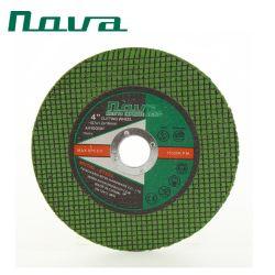 Aluminiumausschnitt-Hilfsmittel-abgeschnittene PolierVorschleifscheibe der luft-AG4 abschleifende für Schleifer