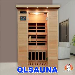 Sauna infrarossa di vendita calda della persona della sala G2 2 di sauna