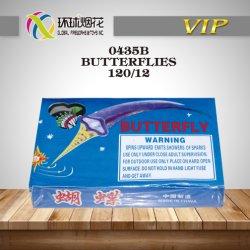 cassaforte a terra di Spinner& Helicopternovelties di vendita diretta della fabbrica delle farfalle 0435b per il gioco esterno dei capretti