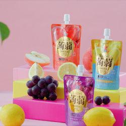 Qinqin популярные 130 г Орихиро Konjac Jelly напитки с сертификатом Halal