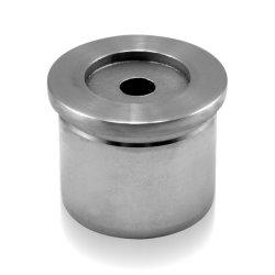 Adattatore di vetro diplomato TUV dell'acciaio inossidabile per i montaggi corrimano/del tubo/inferriata della scala