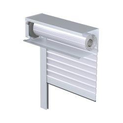L'alto alluminio di qualità di Accesorie si è sporto finestra e portello della saracinesca