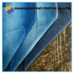 8.7Oz Denim Cotton Poly Spandex Esticar Denim Textil Fabric