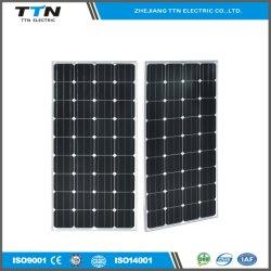 Grade d'une plus grande efficacité 150W monocristallin panneau solaire