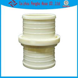Coloque deitado em PVC maleável do tubo de borracha de água do tubo de borracha de água de 3 polegadas para tubos de PVC