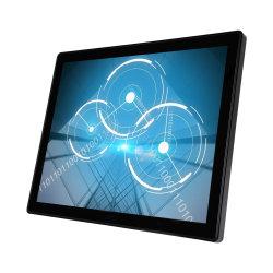 Cjtouch 19 インチ P-Cap 静電容量タッチスクリーン LCD