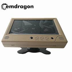 7인치 택시 행잉 싱글 HD ADP Android 터치 광고 SD 카드 슬롯 LCD 디지털 LCD가 있는 버스 TV를 표시합니다 Signage LCD 모니터
