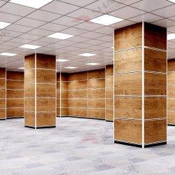 Элегантный текстуру дерева Управление разделами