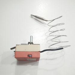 Termostato capilar de Vendas Diretas de fábrica para aquecedor de água/forno eléctrico