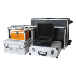 Châssis en aluminium de haute qualité Mallette à outils La Boîte à outils Trousse à outils