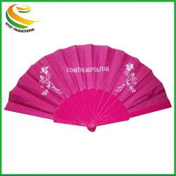 홍보 창작 디자인 인쇄 중국식 스타일의 접이식 팬 대나무 핸드 팬