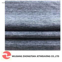 El tejido de poliéster resistente al agua con Spandex tejido doble de color para prenda
