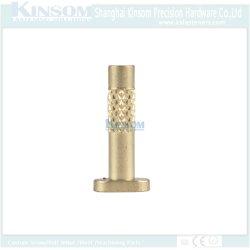 Rivetto pieno senza filettatura perni in ottone rame rivetti in acciaio quadrati Testa zigrinata