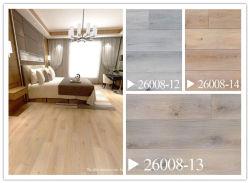 SPC die van het Ontwerp van 3.5mm~7mm klikt Houten VinylBevloering vloert de Commerciële/Woon Plastic Vloer van de Fabrikant