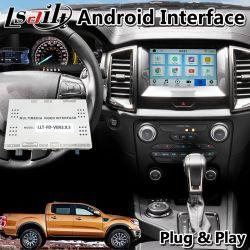 Android Interface vidéo de navigation GPS pour Ford Ranger / Explorateur / Focus Sync 3