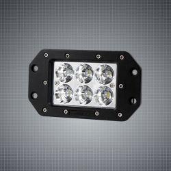 30 Watt LED de 5 pouces de l'automobile des feux de travail