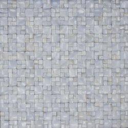 Natural Seashell Freshawater Shell Square Pattern Mozaïek tegel voor thuis Muurdecoratie