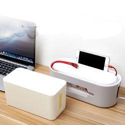 Hoge kwaliteit en lage prijs kabel-opbergdoos, kabel-Management Box, klassieke stijl, gebruikt voor geschenken, opslag, Organisatie,