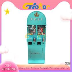 Mini2 Spieler-Säulengang-Spielzeug-Greifer-Kran-Maschinen-Prize Verkauf-Spiel-Maschinen-Säulengang-münzenbetriebenspielzeug-ansteckende Spiel-Geschenk-Verkauf-Spiel-Maschine für Verkauf