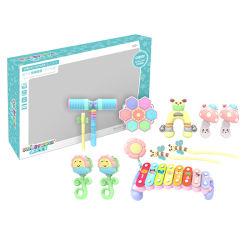 새로운 아이를 위한 디자인 아기 계기에 의하여 놓이는 취학 전 음악 장난감