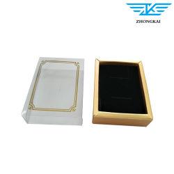 Caixa Pet grossista define com jóias de ouro exibir caixas de cartão