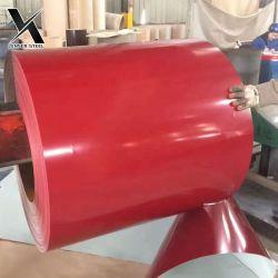 El primer color Ral nuevo Prepainted bobinas de acero galvanizado, PPGI / / / Hdgi PPGL Hdgl Rollo, Bobina y hojas
