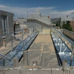 Dach-Montierungs-Lösungen für flaches Dach-Sonnensystem