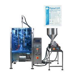Los cuidados médicos desechables paquete de hielo instantáneo Instant frío Hielo líquido bolsita Pop Máquina de embalaje