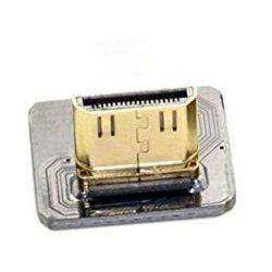 Rechtwinkliger (L Schlaufe) Mini-HDMI Stecker-Großverkauf