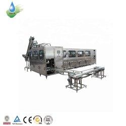 a aan Z de Capsuleermachine van de Vuller van de Flessenspoeler van het Water van 5 Gallon/Het Vullen van de Was van het Mineraalwater het Afdekken Machine