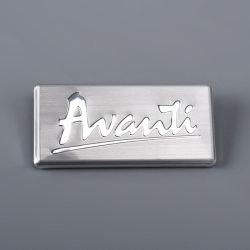 家庭電化製品のための金属のロゴのラベルかネームプレートか装置または機械