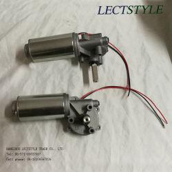 24V 30W 80rpm del motor regulador de Limpiaparabrisas eléctrico de CC en el Café la máquina o en silla de coche