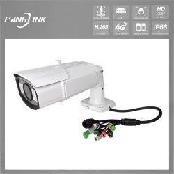 3,6 mm 1080P HD-lens 2,0 MP weerbestendige CCTV-netwerkbulletcamera