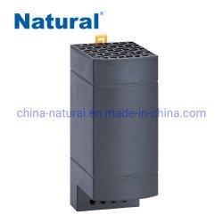 Calefactor de espacio industrial aire Touch-Safe Ntl 152 150W para componentes eléctricos