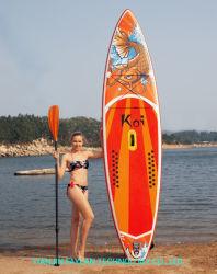 Amazônia Vendas quente confortável de Alta Qualidade 2020 Placa de diversão na água da placa de ioga em ambientes Board Sup Board para o Surf Esqui Aquático