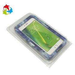 Téléphone à cellules claires de vente au détail Cas conditionnement sous blister