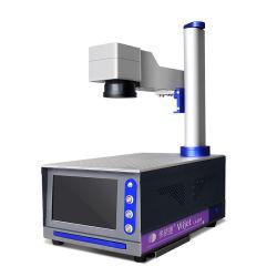 في البيع ما يخص علامة الليزر الصغيرة ماكينة تحديد البند الرقم المسلسل الرقم على أداة الجهاز