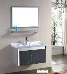Salle de bains meubles Armoire en acier inoxydable Set de courtoisie