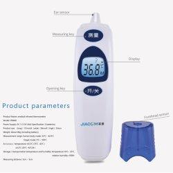 Thermomètre numérique Mini type plat avec ce noyau infrarouge convenable pour les enfants de dépistage rapide