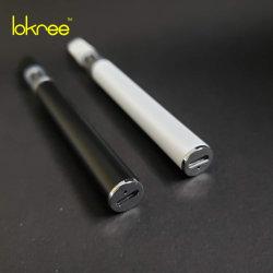 밑바닥 USB 충전기를 가진 Vape 100%년 반대로 새는 처분할 수 있는 펜