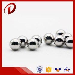 Sfera magnetica del cuscinetto a sfere del metallo della sfera della grande da 1 pollice G10-G1000 HRC52-55 AISI420c sfera dell'acciaio inossidabile per il cuscinetto di rotella