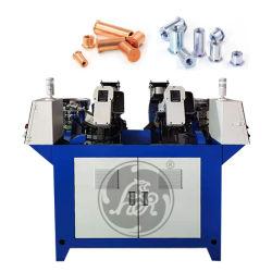 Auto verticale pneumatische CNC Hexagon /flensmoer tap machinemoeren Algemene automatische tap- en boormachine voor flensmoeren en Zeskantmoer