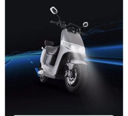 2021 China Nieuw gemaakte E-Scooter E-Motorcycle Big Power Fast Speed 72 V loodzuur- en lithiumbatterij
