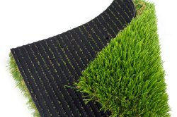 Простой в установке ландшафт искусственный газон для сада и двор