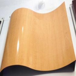 Bas prix EN PEBD ignifugés Core Acm ACP panneau composite aluminium Les matériaux de construction