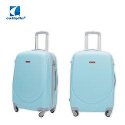 Valise Trolley valise en plastique Sacs de voyage de gros bagages