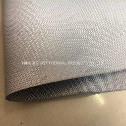 Пожарные двери и короткого замыкания куртки силиконовым покрытием ткани из стекловолокна