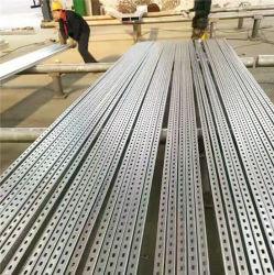Support de prise en charge solaire solaire C Canal galvanisé à chaud
