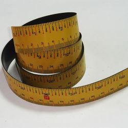 Graduation souple durables 36pouces Rolling règle magnétique Mètre à ruban magnétique règle