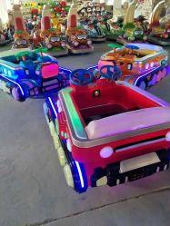 屋外の娯楽子供の車の大人の電気おもちゃタンク乗車